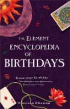Theresa Cheung The Element Encyclopedia of Birthdays