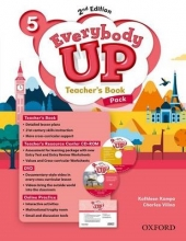 Jackson, Patrick Everybody Up: Level 5. Teacher`s Book Pack with DVD, Online Practice and Teacher`s Resource Center CD-ROM