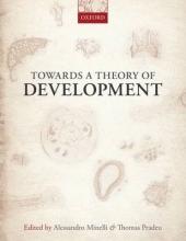 Minelli, Alessandro Towards a Theory of Development