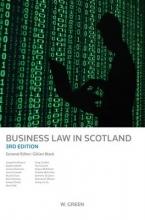 Black, Gillian Business Law in Scotland