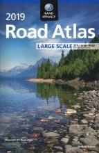 Rand McNally Rand McNally 2019 Large Scale Road Atlas