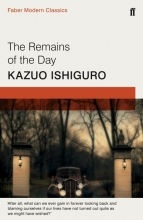 Kazuo,Ishiguro Remains of the Day (faber Modern Classics)