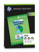 , Inktcartridge HP F6U78AE 935XL 3 kleuren HC