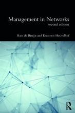Ernst ten Bruijn  Hans de (Delft University of Technology  Netherlands)    Heuvelhof, Management in Networks