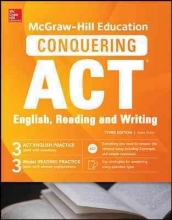 Dulan, Steven W. McGraw-Hill Education`s Conquering Act English, Reading, and Writing