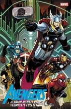 Bendis, Brian Michael Avengers by Brian Michael Bendis The Complete Collection 1