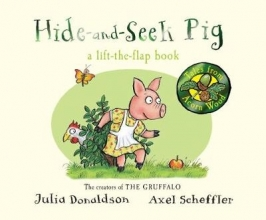 Donaldson, Julia Hide-And-Seek Pig