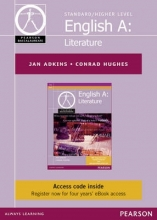 Adkins, Jan,   Hughes, Conrad Pearson Baccalaureate English A: Literature ebook only edition for the IB Diploma (etext)