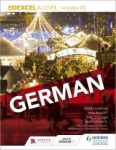 Mariela Affum,   Amy Bates Edexcel A level German (includes AS)