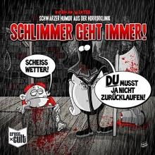 Winter, Norman Schwarzer Humor aus der Horrorklinik 01