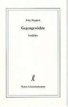 Deppert, Fritz Gegengewichte