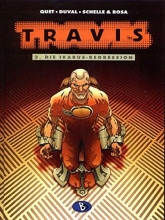 Duval, Fred Travis 03. Die Ikarus-Regression