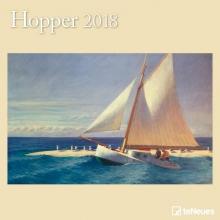 Hopper 2018 Broschürenkalender