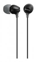 , Oortelefoon Sony EX15AP basic zwart