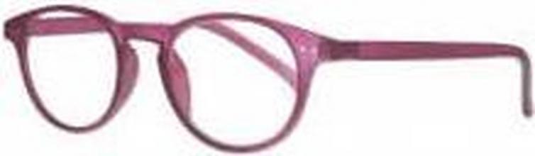 Ki003 , Leesbril icon 3.00 cranberry