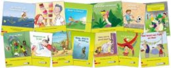 , Pakket leesboeken kim-versie kern 9 (13 titels)