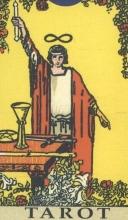 , Het klassieke tarotspel van A.E. Waite klein formaat - met Nederlandse tekst