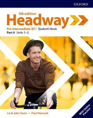 ,Headway: Pre-Intermediate: Student`s Book A with Online Practice