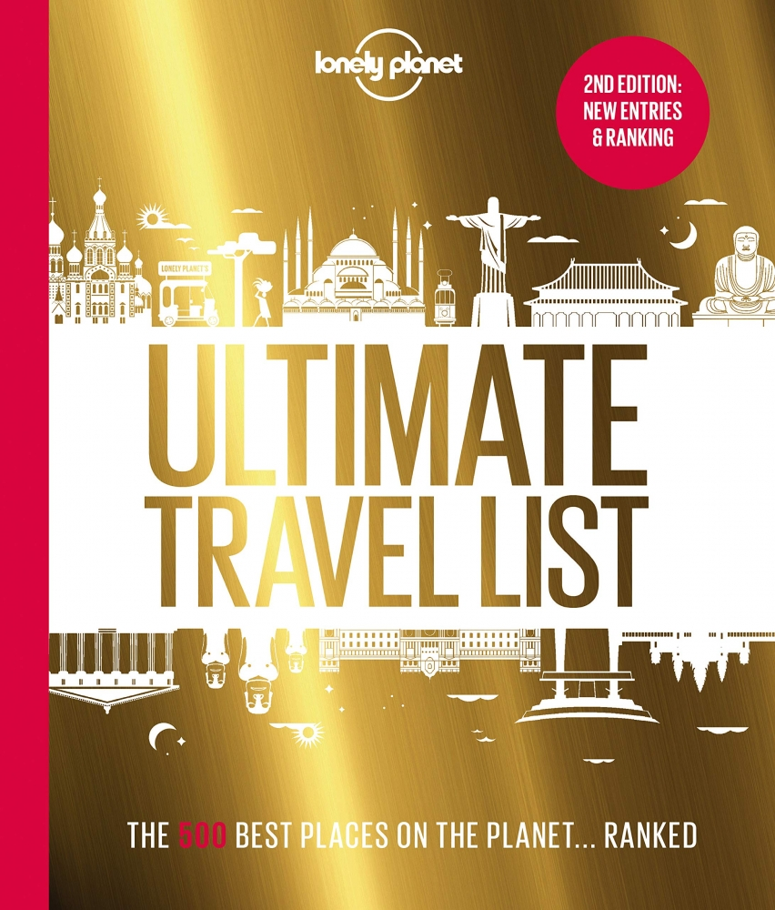 Lonely Planet,Lonely Planet`s Ultimate Travel List 2