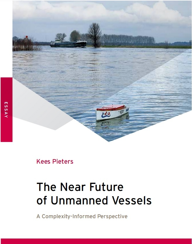 Kees Pieters,The near future of unmanned vessels