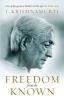 J. Krishnamurti, Freedom from the Known