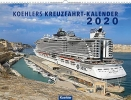 Asmussen, Oliver, Koehlers Kreuzfahrt-Kalender 2020