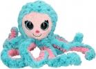 , Minimoomis knuffel octopus ahooy turkoois