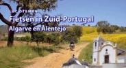 <b>L.  Oteman</b>,Fietsen in Zuid-Portugal, Algarve en Alentejo