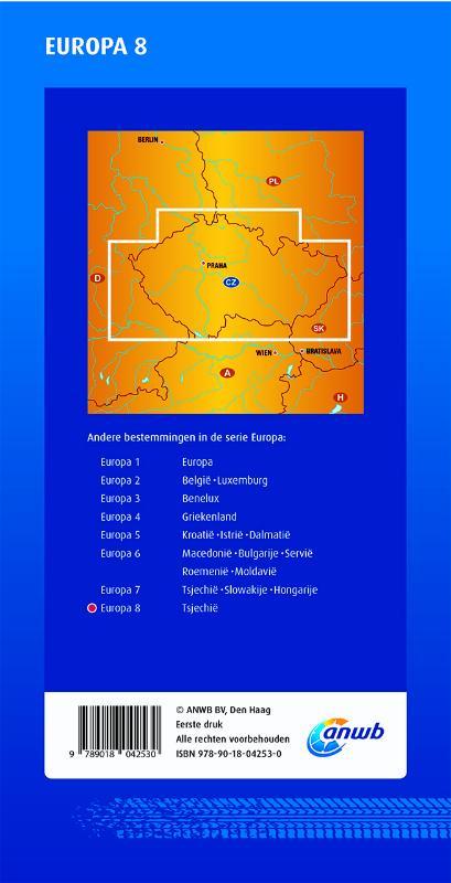 ANWB,Europa 8. Tsjechië