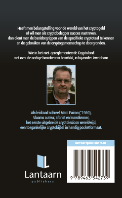 Marc Pairon,Cryptogeld