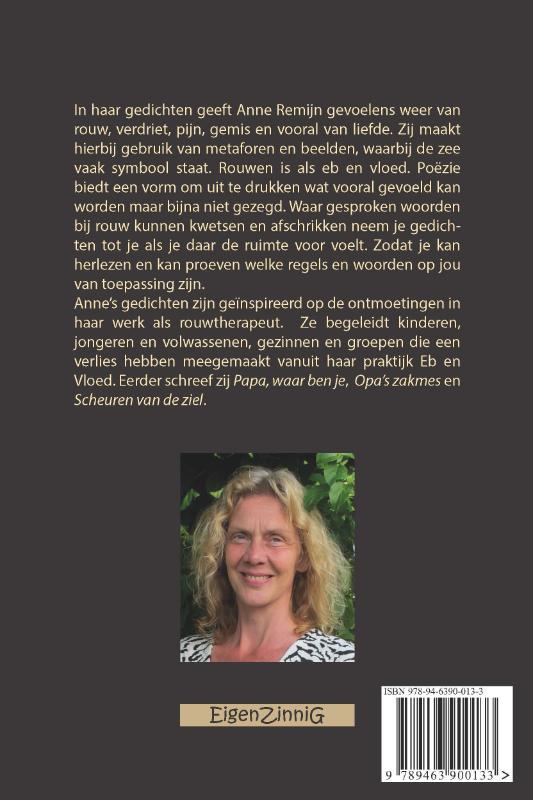 Anne Remijn,Rouwen tussen eb en vloed