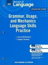 Holt Elements of Language, Introductory Course