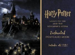 Harry Potter and the Sorcerer`s Stone Enchanted Postcard Book