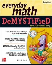 Stan Gibilisco Everyday Math Demystified