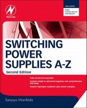 Maniktala, Sanjaya Switching Power Supplies A-Z