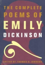 Dickinson, Emily Complete Poems of Emily Dickinson