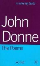 Nutt, Joe John Donne: The Poems