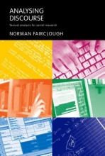 Fairclough, Norman Analysing Discourse