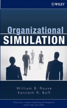 Rouse, William B. Organizational Simulation