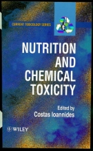 Costas Ioannides Nutrition and Chemical Toxicity