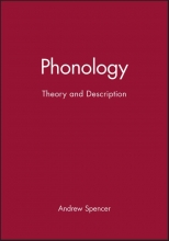 Andrew Spencer Phonology