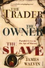 Professor James Walvin , The Trader, The Owner, The Slave