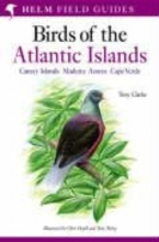 Tony Clarke A Field Guide to the Birds of the Atlantic Islands