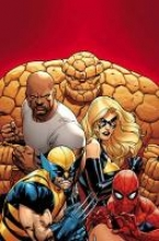 Bendis, Brian M. The New Avengers 01