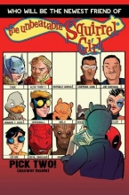 North, Ryan The Unbeatable Squirrel Girl 2