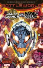 James Robinson Age Of Ultron Vs. Marvel Zombies