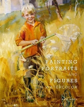 Whyte, Mary Painting Portraits and Figures in Watercolor