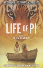 Martel, Yann Life of Pi (Film Tie-in)