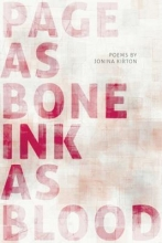 Kirton, Jonina Page as Bone - Ink as Blood