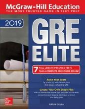 Geula, Erfun McGraw-Hill Education GRE Elite 2019